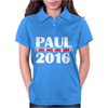 Paul for President 2016 Womens Polo