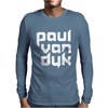Paul Van Dyk House. Mens Long Sleeve T-Shirt