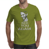 Paul Walker See you Again Mens T-Shirt