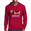 Pavlov The Name That Rings A Bell Mens Hoodie