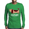 Pavlov The Name That Rings A Bell Mens Long Sleeve T-Shirt
