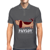 Pavlov The Name That Rings A Bell Mens Polo