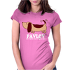 Pavlov The Name That Rings A Bell Womens Fitted T-Shirt