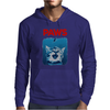Paws Funny Mens Hoodie