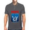 Paws Funny Mens Polo