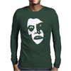 Pazuzu Face Mens Long Sleeve T-Shirt