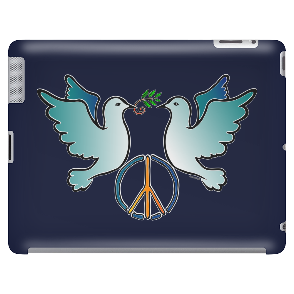 Peace and Love Tablet