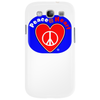 Peace at Heart Phone Case
