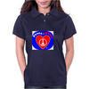 Peace at Heart Womens Polo