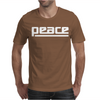 PEACE DRUM NEW Mens T-Shirt