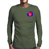 Peace @ Heart Reboot Polo Mens Long Sleeve T-Shirt