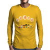 Peace Kids Mens Long Sleeve T-Shirt