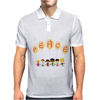 Peace Kids Mens Polo