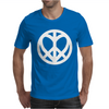 Peace Love Mens T-Shirt