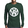 Peace Mens Long Sleeve T-Shirt