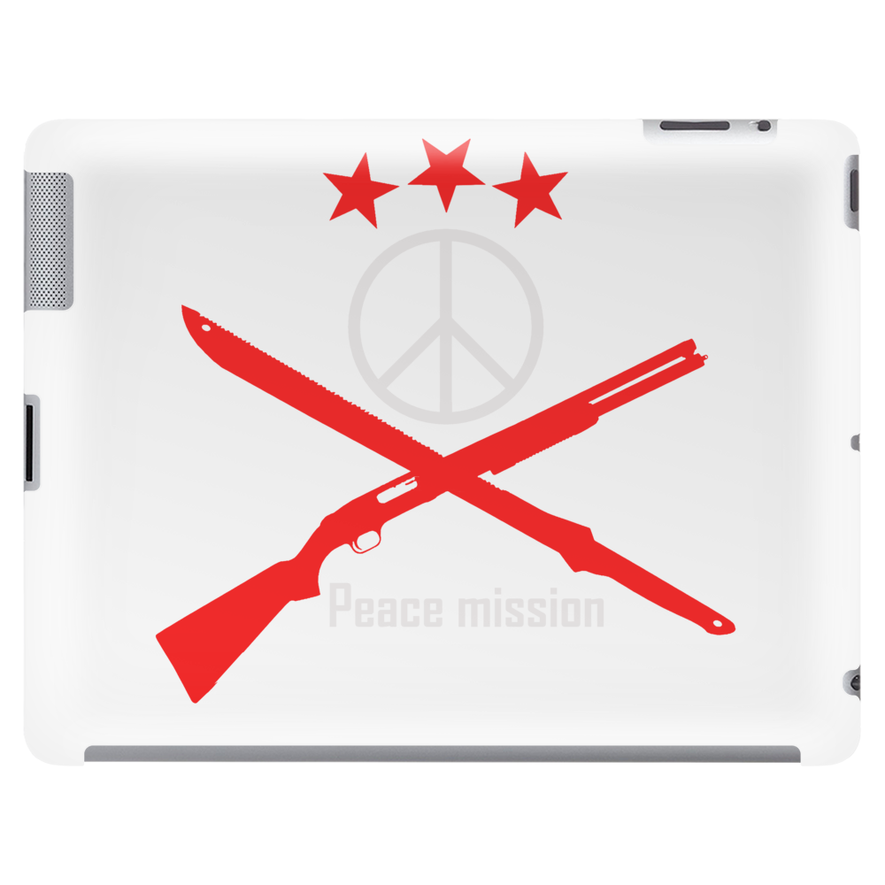 Peace mission Tablet