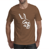 Peace Out Mens T-Shirt