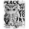 Peace Owl Tablet