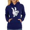Peace Sign Womens Hoodie