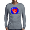 Peace@Heart Reboot Mens Long Sleeve T-Shirt
