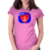Peace@Heart Reboot Womens Fitted T-Shirt