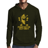 Peanut Butter Jelly Time Banana Mens Hoodie