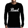 Pearl Drums Mens Long Sleeve T-Shirt