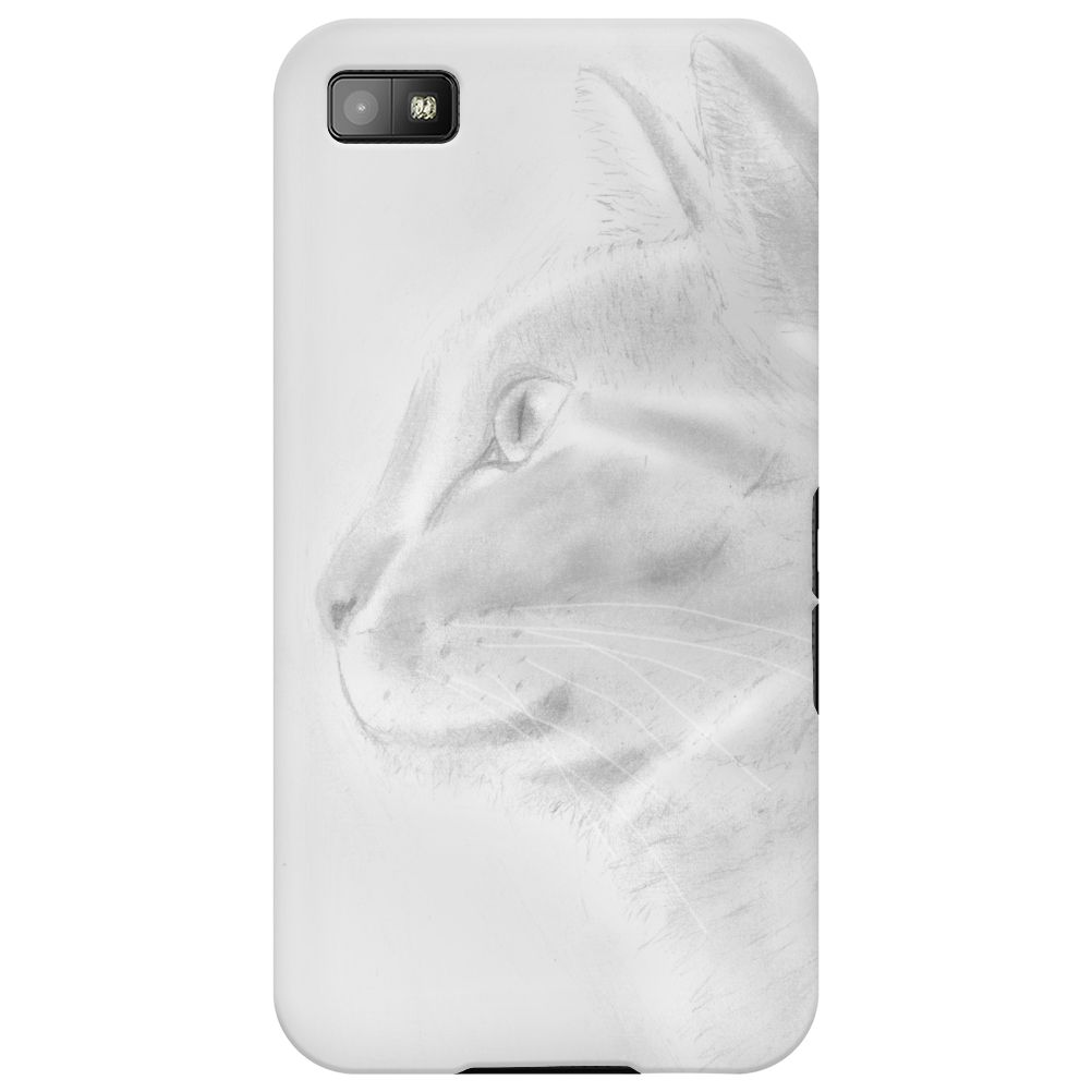 Pencil cat Phone Case