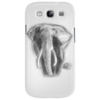 Pencil elephant Phone Case
