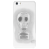 Pencil gas mask Phone Case