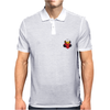 Penguin - Pinguin mit Herz (Comic) Mens Polo