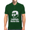 Penn State Joe Paterno Legends Never Die Mens Polo