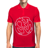 Pennywise Punk Rock Retro Mens Polo