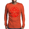 Pentacle Mens Long Sleeve T-Shirt
