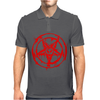 Pentagram Mens Polo
