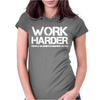 People on Benefits Depend Womens Fitted T-Shirt