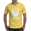 People without Beard Mens T-Shirt