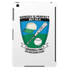 Perfect Baseball fan Tablet