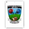 Perfect football fan Tablet