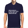 Perfect Head Funny Bald Mens Polo