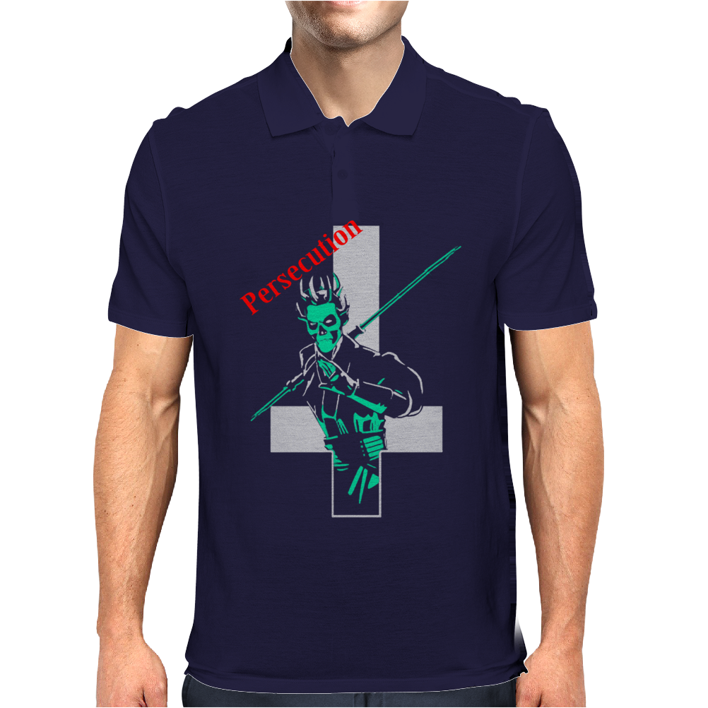 Persecution Mens Polo