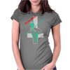 Persecution Womens Fitted T-Shirt