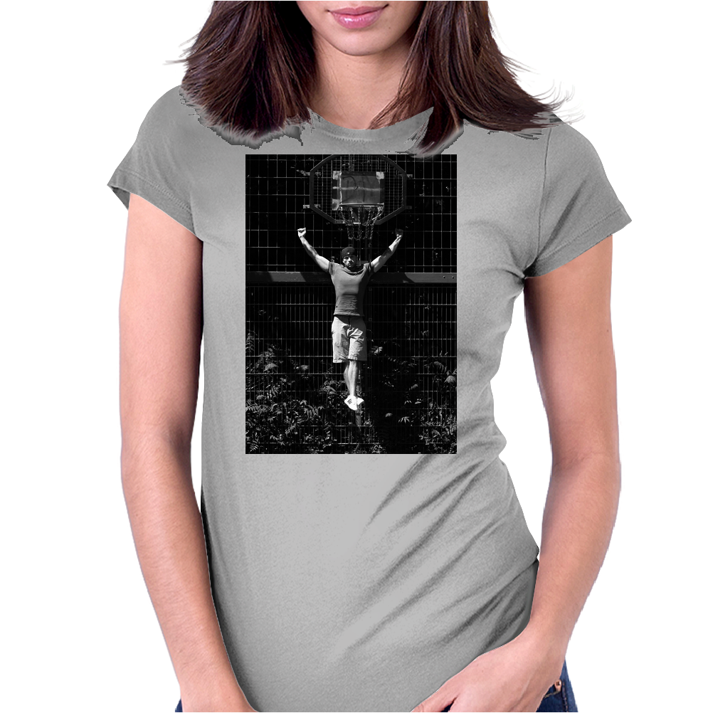 personal jesus Womens Fitted T-Shirt