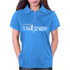Personal Trainer Fitness Womens Polo