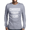 Personalised Mens Long Sleeve T-Shirt