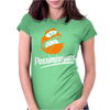 Pessimisnuss Womens Fitted T-Shirt