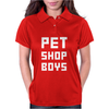 Pet Shop Boy new Womens Polo