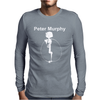 PETER MURPHY Mens Long Sleeve T-Shirt