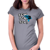 PEW PEW PEW! Womens Fitted T-Shirt