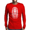 pharaoh Mens Long Sleeve T-Shirt
